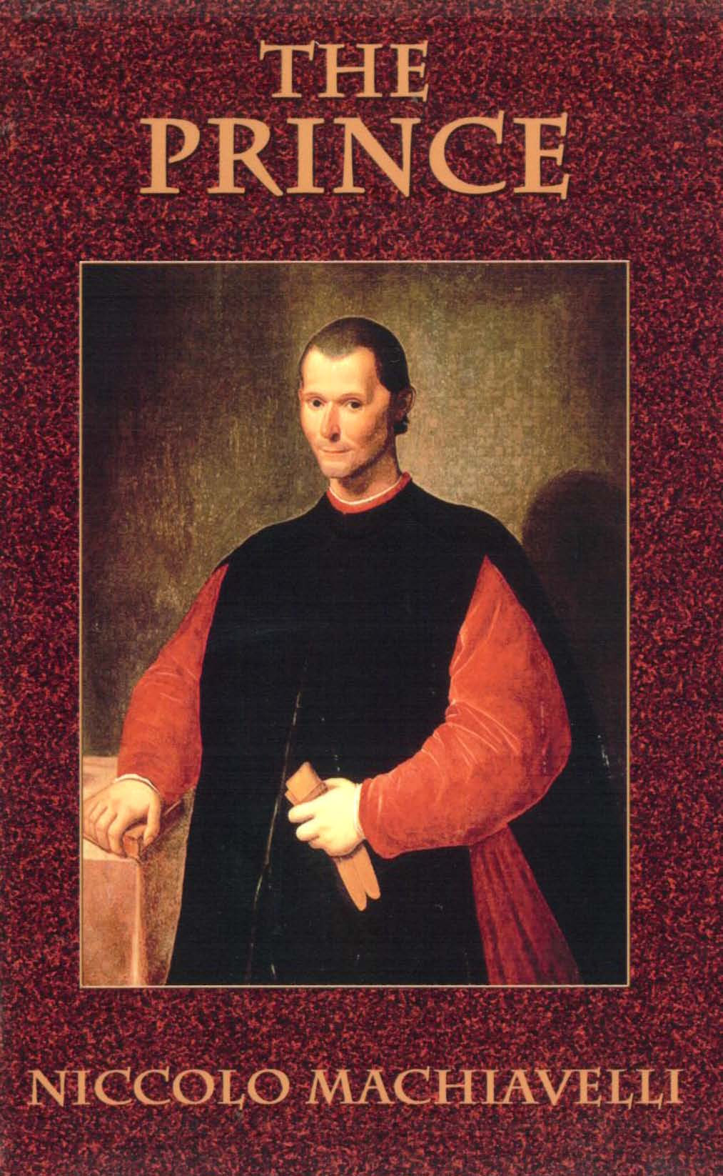 a description of the perfect prince in the prince by niccolo machiavelli Start studying niccolo machiavelli a continuation of his previous book the prince, machiavelli discussed machiavelli was born at the perfect time when new.